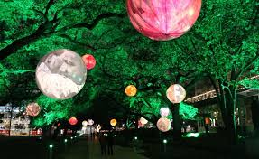 discovery green christmas lighting 365 things to do in houston