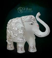 white elephant 6 inch buy gifts online india home decor