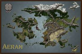 Fantasy World Maps by Candlekeep Forum
