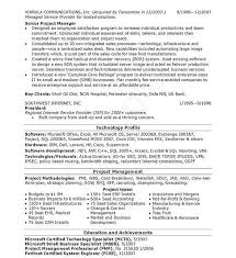 Erp Project Manager Resume Senior Project Manager Resume Project Management Resume Templates