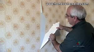 how to fix drywall removing wall paper drywall repair youtube