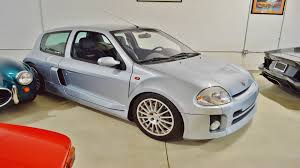 renault america you can now buy the only renault clio v6 available in the usa