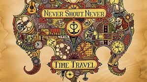 travel photo album exclusive album never shout never s time travel
