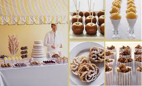 carnival weddings carnival theme s take classic carnival food to a whole new