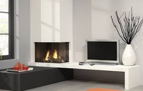 Real Home Decor by Decoration Real Life Using Modern Firepalce In Modern Home Decor