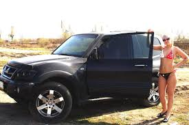 2004 mitsubishi pajero wallpapers 3 2l diesel automatic for sale