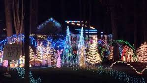 best places to see lit christmas lights in wake forest u2013 the