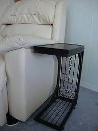 Table Under Sofa by Side Accent Sofa Table Tray Laptop End Fit Over Under Couch