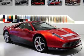chrome gold ferrari 10 one off ferraris that you might not know about drivetribe