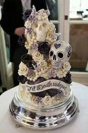 sugar skull cake topper 27 best rock style wedding images on marriage skull