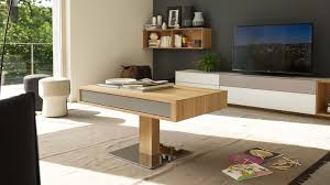 Coffee Table Height Lift Coffee Table Height Adjustable And Team 7