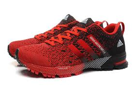 Tr by Adidas Running Shoes Checkout Adidas Marathon Tr 10 M Red Black