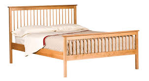 circle furniture shaker spindle bed cherry beds ma circle