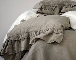 Ruffle Bedding Set Ruffle Bedding Etsy