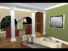 Punch Professional Home Design 3d Software 005 Interior Walk Through Using Punch Home Interior Software Youtube