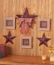 country star decorations home country live laugh love home décor plaques signs ebay