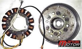tips motor bikin pengapian total loss di motor liaran dan