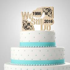 we do cake topper cake topper personalize cake topper