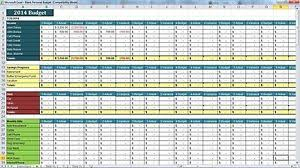 10 best images of department budget template excel office excel