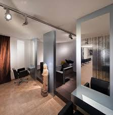 Small Hair Salon Modern White Stunning Hair Salon Design Ideas And Floor Plans Ideas