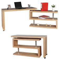 Kleiner Schreibtisch Modern Sekretär Schreibtisch Regal Eckschreibtisch Computertisch Büro