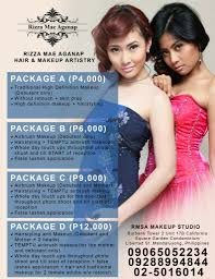 affordable makeup artist debut hair and makeup rizza mae aganap professional makeup