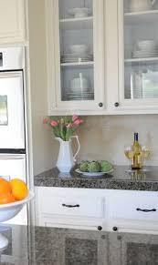 Glass Design For Kitchen Cabinets How To Add Glass To Cabinet Doors Confessions Of A Serial Do It