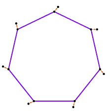 What Are The Interior Angles Of A Hexagon There Are No Regular Polygons In The Hexagonal Lattice Except