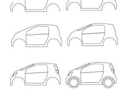 car step by step drawing how to draw a race car easy for kids