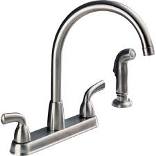 Leaking Single Handle Kitchen Faucet by The Elegant And Interesting Kitchen Faucet Dripping From Spout For