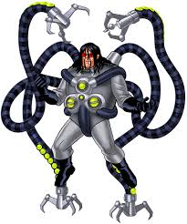 doctor octopus ultimate spider man animated series wiki fandom