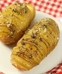ail en robe de chambre pommes de terre à la suédoise recette facile et rapide à tester