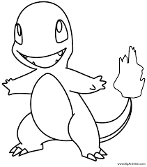 pokemon charmander coloring pages stunning coloring pokemon