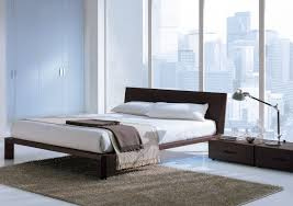 redecor your your small home design with wonderful modern bed