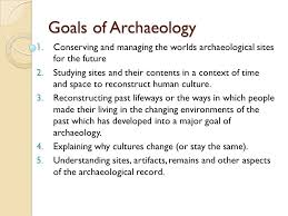 introduction to archaeology the beginnings of scientific