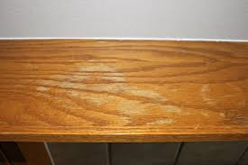 how to remove white spots of wood furniture how to get rid of water marks on wood cabinets