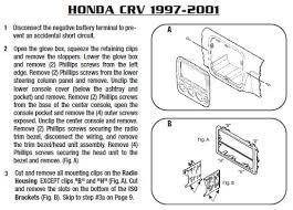 2000 honda crv stereo wiring diagram efcaviation com