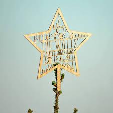 christmas tree top star christmas lights decoration
