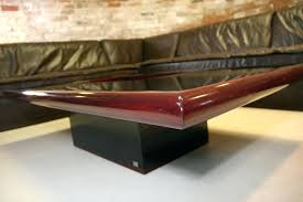 L Shaped Coffee Table L Shaped Coffee Table Wood Cfee Tabe Oval Shaped Wooden Coffee