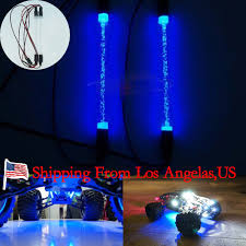 Blue Led Light Strip by 2pcs Chassis Body Led Light Strip Tube Light Bar Fr 1 10 Rc