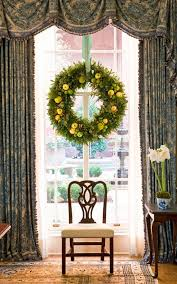 Wreaths For Windows Wreaths On Windows Outdoors And Indoors The Well