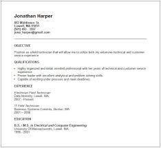exle of simple resume a simple resume exle 28 images basic outline for a resume 28