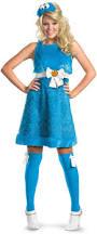 Halloween Costumes Monster by Sesame Street Cookie Monster Sassy Female Costume