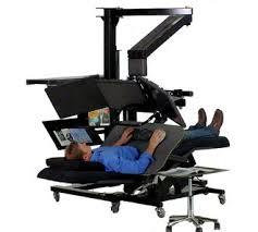 Zero Gravity Computer Desk Zero Gravity Workstation 2a By Ergoquest Bob And I Definitely Need