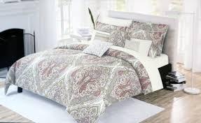 Comforter Sets Tj Maxx Bed U0026 Bedding Blue Paisley Nicole Miller Bedding For Bedroom