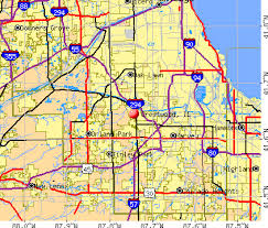 crestwood map crestwood illinois il 60445 60463 profile population maps
