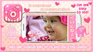 cute baby picture frames android apps on google play