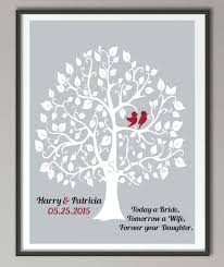 wedding gift parents groom s parents wedding gift family tree quote wall poster