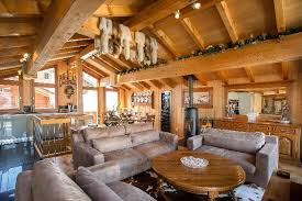 Ski Chalet Interior Top Luxury Ski Chalet In Saas Fee With Impressive Panoramic Views