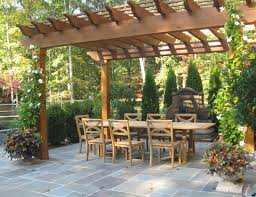 25 Best Covered Patios Ideas On Pinterest Outdoor Covered by Backyard Stone Patio Designs Incredible Best 25 Patios Ideas Only